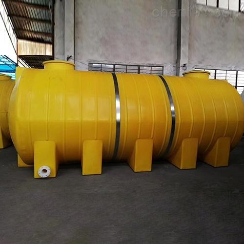 5吨卧式桶