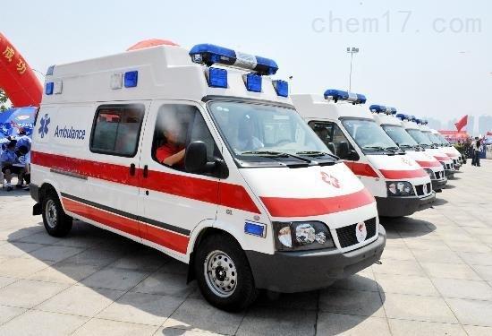 急救车车警示灯  120救护 蓝色全蓝