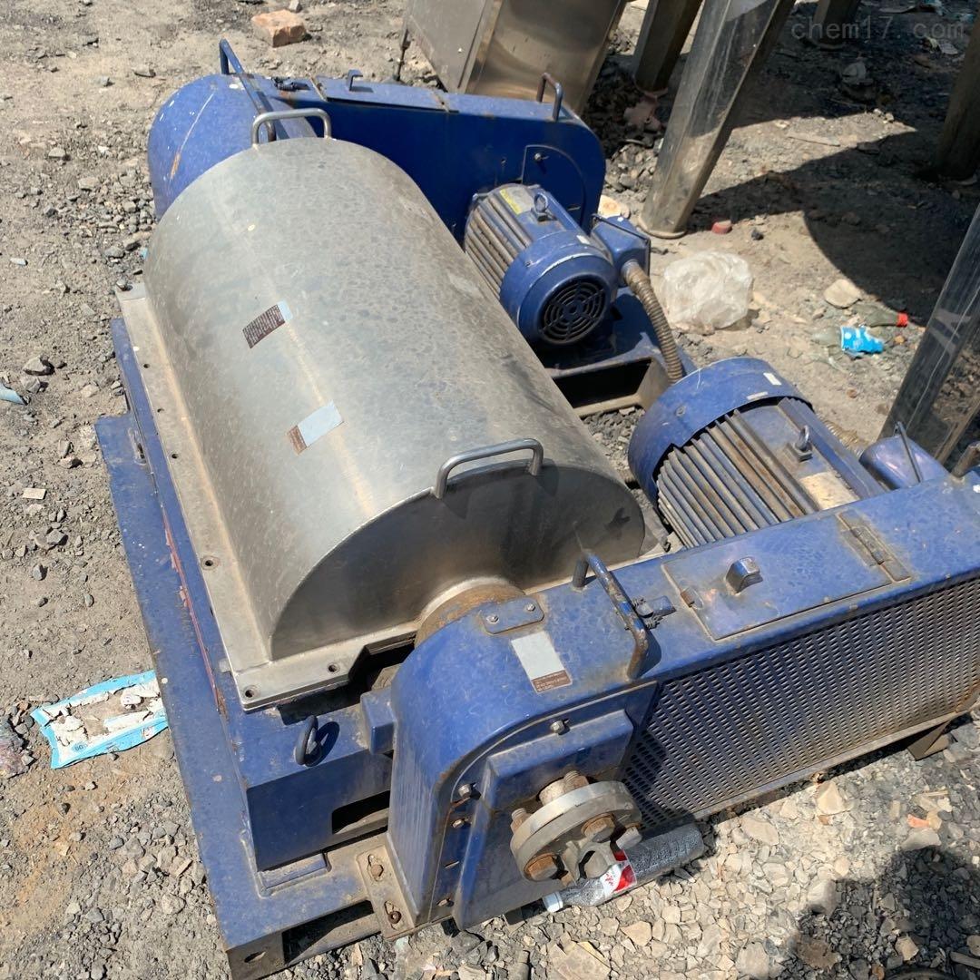 回收二手污泥处理卧螺离心机