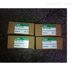 日本喜开理CKD 4F手动换向阀 CKD电磁阀