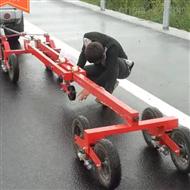 公路连续式八轮平整度仪