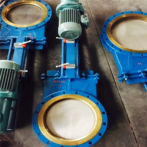 暗杆电液动刀型闸阀PZM2s73H生产厂家