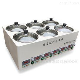 SHJ-6D磁力搅拌水浴锅
