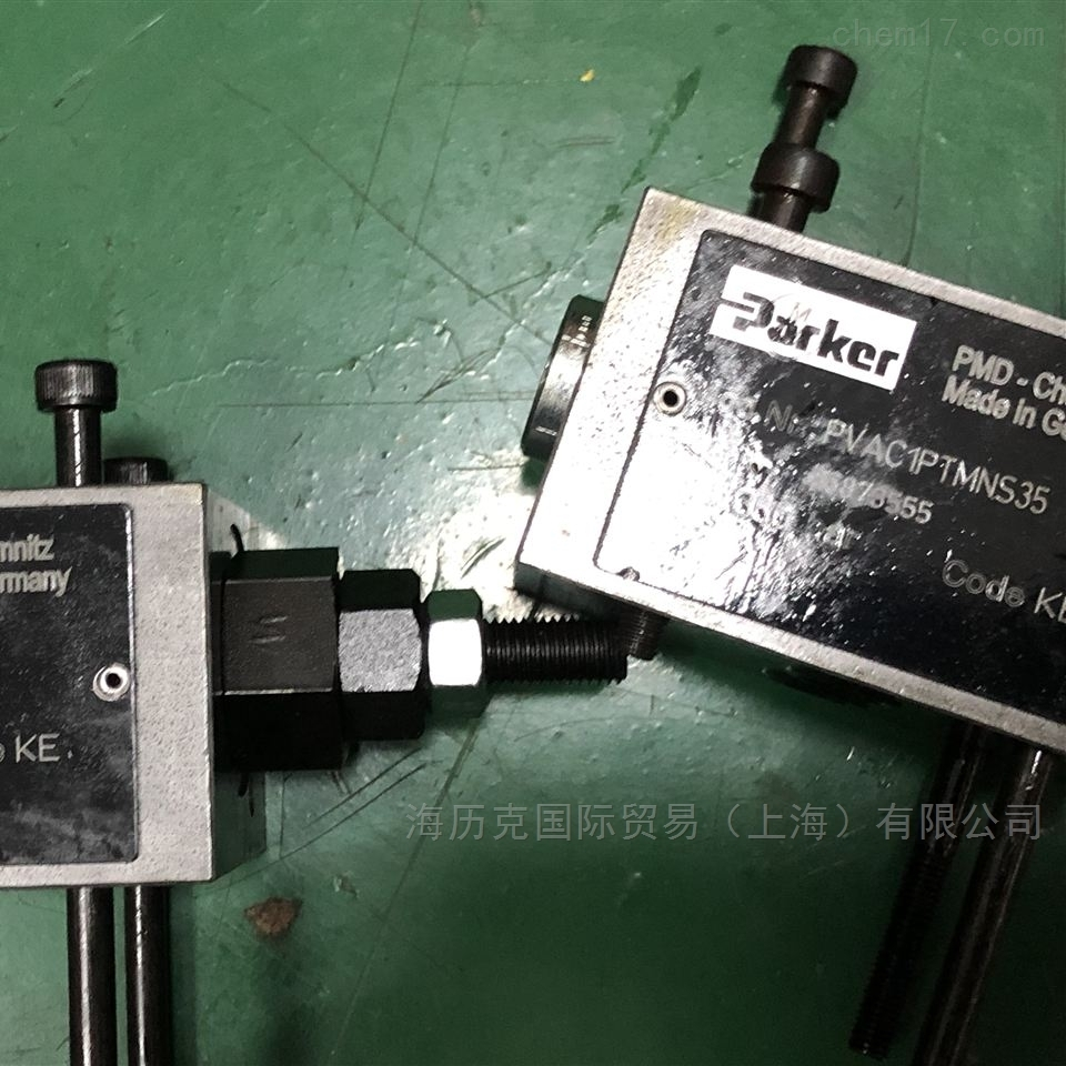 Parker派克PVAC2PCMNSJW35先导控制阀进口货