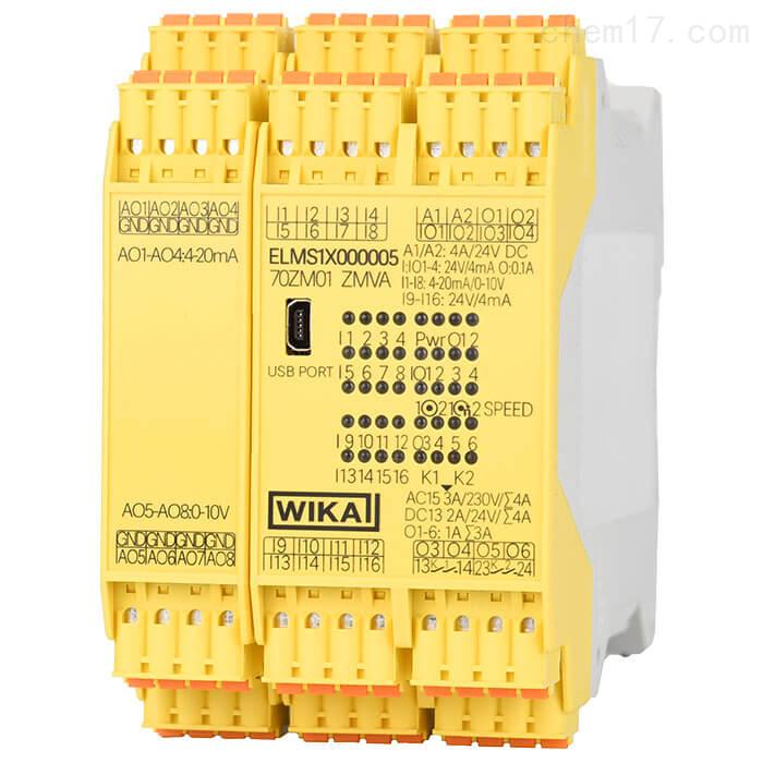威卡WIKA安全电子模块