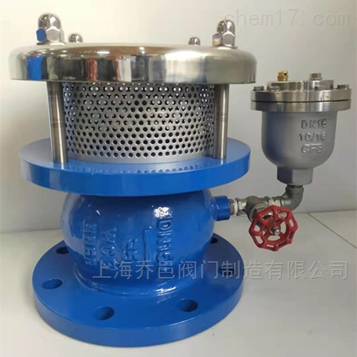 AV0831污水型注气微排阀