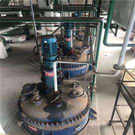 15苏州处理12台不锈钢外盘管反应釜型号15吨