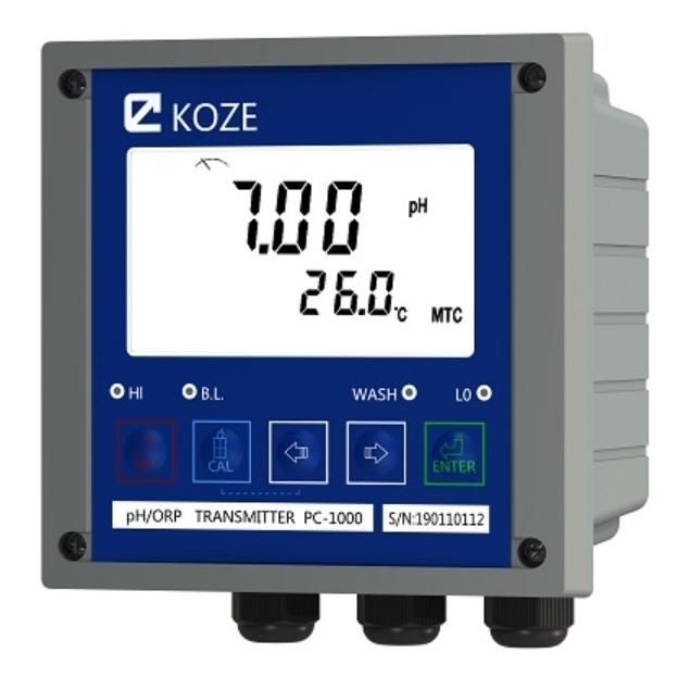 PC-1000工业KOZE三泽PH控制器