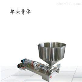50-500ml蜂蜜小型膏体自动灌装机上海厂家
