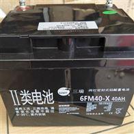 6FM33-X三瑞蓄电池6FM33-X销售代理