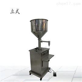 单头菜籽油液体立式自动灌装机