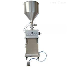 现货供应立式豆瓣酱自动灌装机生产厂家