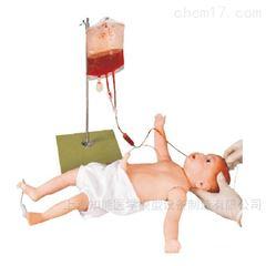 高级婴儿全身静脉穿刺训练模型