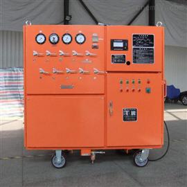 抽气率≥40m³/h霸州邦捷电力SF6气体回收装置