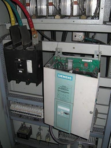 6RA70老烧励磁保险维修