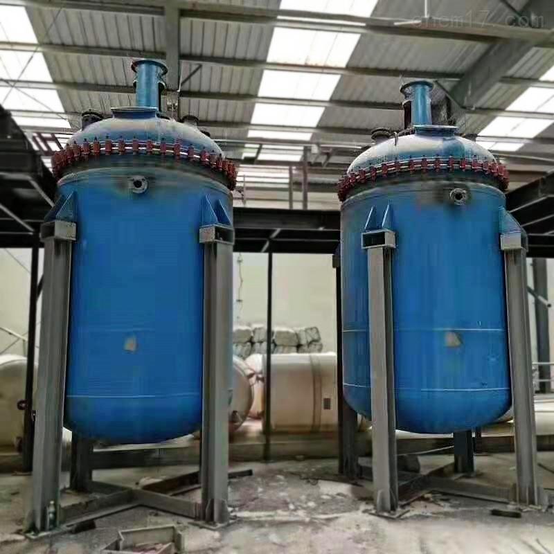 高价回收化工厂反应釜