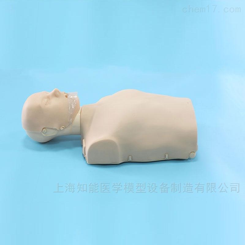 简易电子版半身心肺复苏模拟人