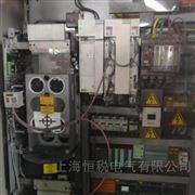 西门子变频器6SE70开机就报解决修复