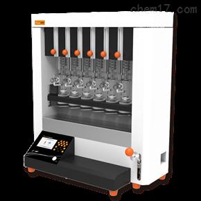 十大网赌信誉平台SOX406索氏提取仪(脂肪测定仪)