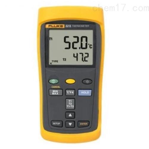 Fluke 52-II 温度计