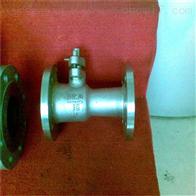 QJ41M一体式高温球阀