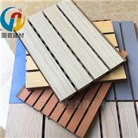 木质条形吸音板厂家