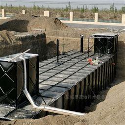 湖北地埋式箱泵一体化生产厂家