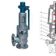 NFA48电站高温高压带散热器安全阀品牌厂家