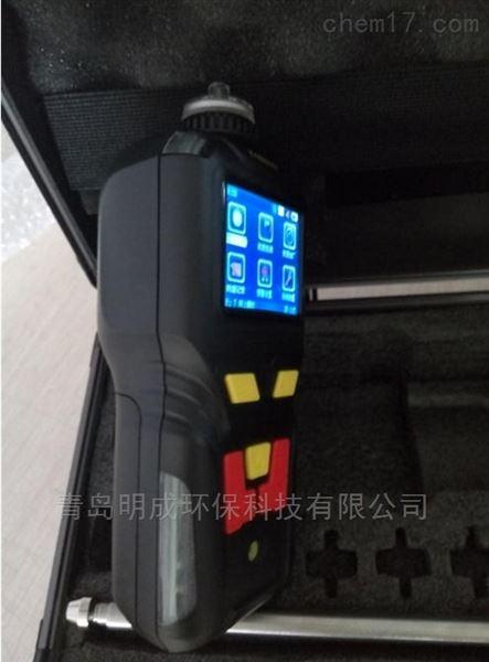 泵吸式五合一多气体检测仪带红外无线打印机