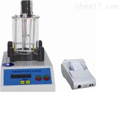ST104检测膏药的老嫩黏性自动药膏软化点仪分析