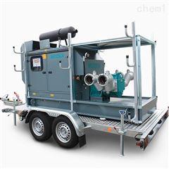 耐馳轉子泵車