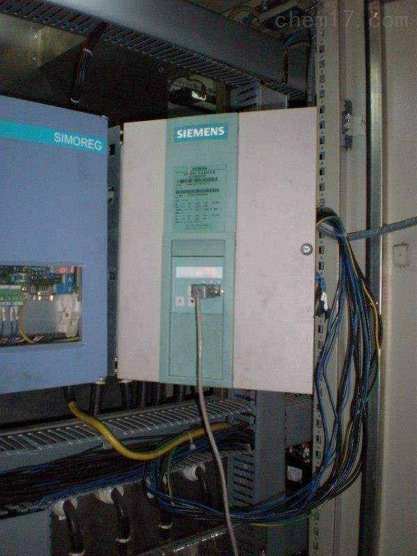 西门子全数字直流调装置器报警显示F030维修