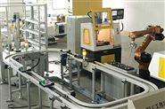 工业4.0机器人智能无人工厂教学