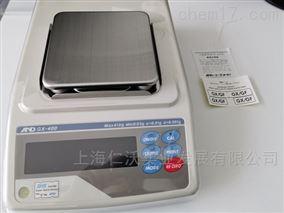 日本AND原装进口GX-1000电子天平1kg/1mg