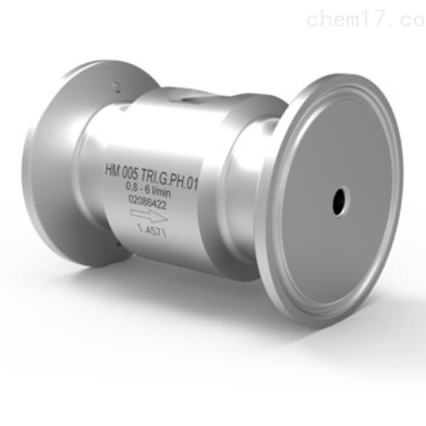 制药用涡轮流量计 (HM TRI)