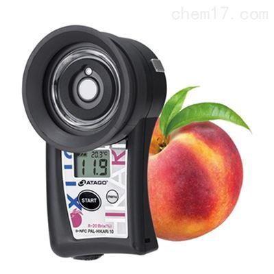 PAL-HIKARi 10ATAGO(爱拓)便携式数显水果无损检糖计