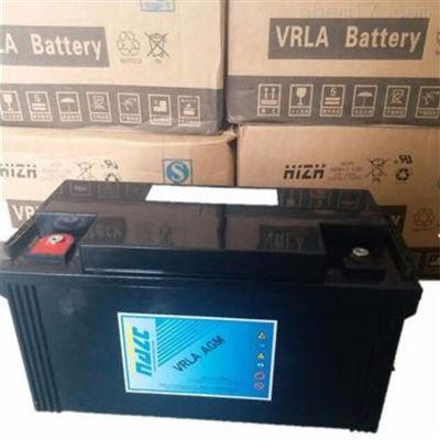 HZB12-100 12V100AH海志HAZE蓄电池HZB12-100 12V100AH