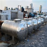 二手304不锈钢储罐厂家供应