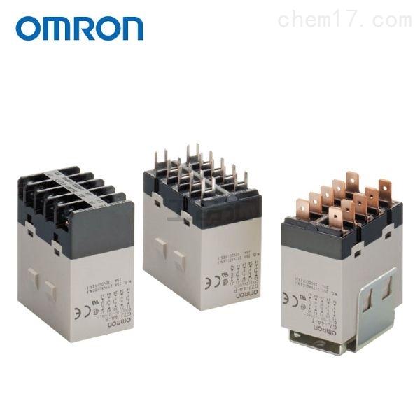 日本欧姆龙OMRON功率继电器