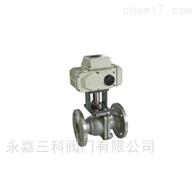 QJ941F、QJ941M耐高温电动球阀