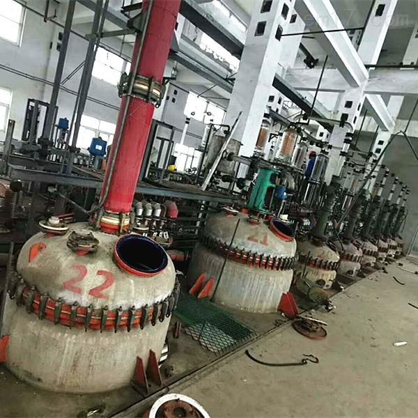 回收不锈钢反应釜的公司