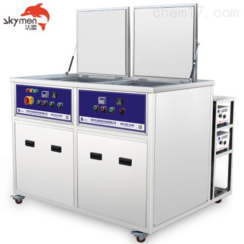 洁盟双槽超声波清洗机JP-2072GH带过滤烘干