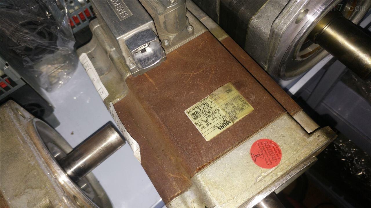 重庆西门子主轴电机维修绕线圈-当天可以修好