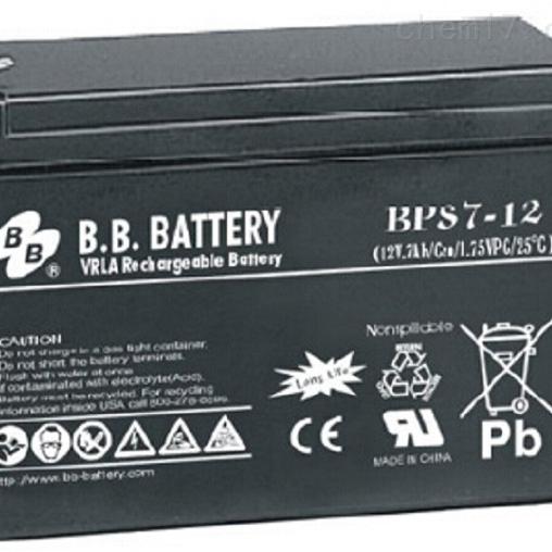 台湾BB蓄电池BPS7-12销售正品