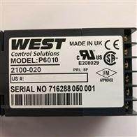 P6010-2100-020WEST 6010+过程控制器WEST数字面板表