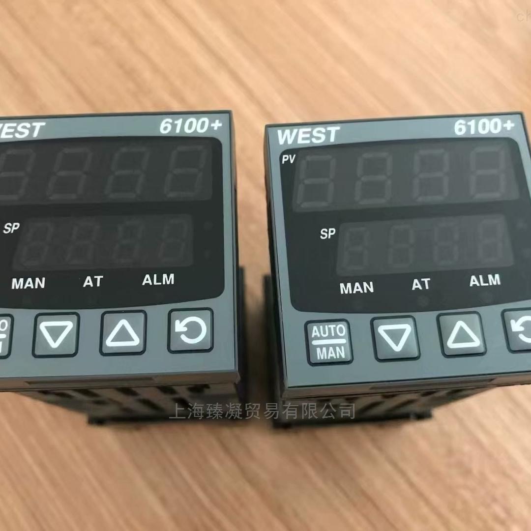 WEST P4100-2100002温控器选型