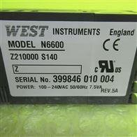N6600Z210000S140WEST6600挤塑控制器N6600Z210000S140温控器