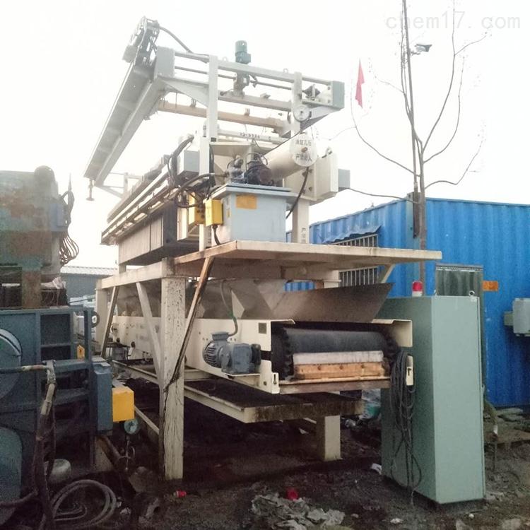 洗沙厂用自动压滤机厂家销售二手