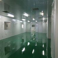 2-4改造青島糧油加工車間潔凈室地面施工