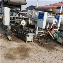 处理二手污泥处理设备厢式压滤机